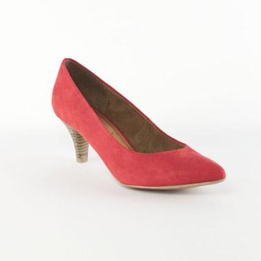 Escarpins Tamaris 22415 chili, vue principale de la chaussure femme