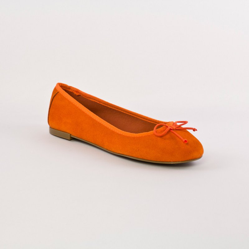 Chaussures orange UakJaNvyIs