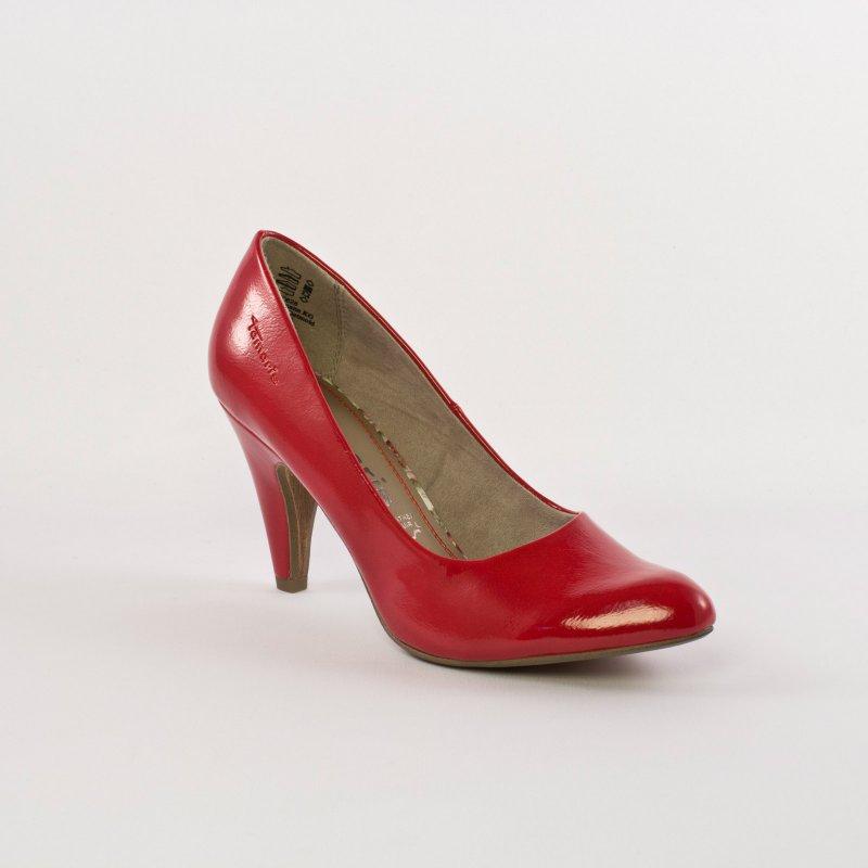 chaussures escarpins rouge. Black Bedroom Furniture Sets. Home Design Ideas