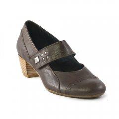 babies-talon marron: même style de chaussures en ligne pour femmes que les Flora Schisina