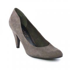 Chaussures femme hiver 2012 - escarpins marco tozzi gris