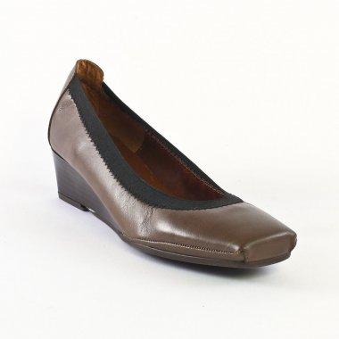 Babies Flora Schisina 5574 Taupe, vue principale de la chaussure femme