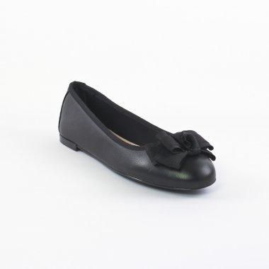 Ballerines Flora Schisina 5631 negro, vue principale de la chaussure femme