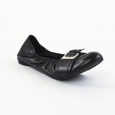 Ballerines Scarlatine 7605 Noir, vue principale de la chaussure femme
