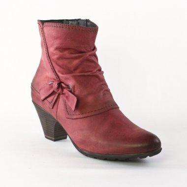 Bottines Et Boots Marco Tozzi 25343 Vino, vue principale de la chaussure femme
