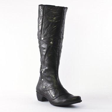 scarlatine 3211 noir bottes noir automne hiver chez trois par 3. Black Bedroom Furniture Sets. Home Design Ideas