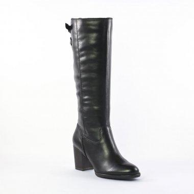 d493b8de2250b Bottes Tamaris 25544 Black, vue principale de la chaussure femme. bottes  talon noir ...