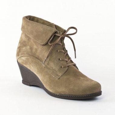 Bottines Et Boots Scarlatine 3312 Taupe, vue principale de la chaussure femme