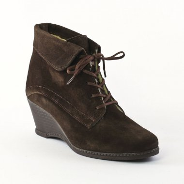 Bottines Et Boots Scarlatine 3312 Marron, vue principale de la chaussure femme