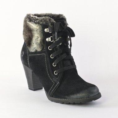 Bottines Et Boots Tamaris 25107 Black, vue principale de la chaussure femme