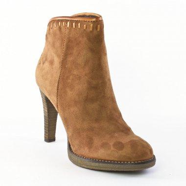 Bottines Et Boots Spm Oakville Cuoio, vue principale de la chaussure femme