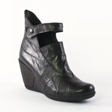 Bottines Et Boots Scarlatine 3216 Noir, vue principale de la chaussure femme