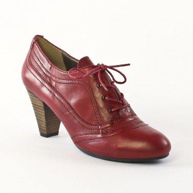 Bottines Et Boots Spm KA6244160 red, vue principale de la chaussure femme