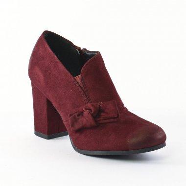 Marco Rouge Boots Automne 24404 Bordeaux Tozzi BurgendyLow Hiver D9IW2HE