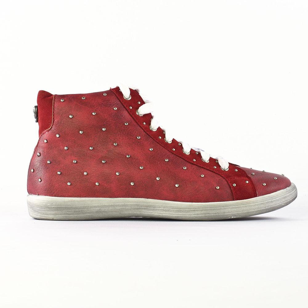 arian 220115 bordeaux basket mode rouge bordeaux automne hiver chez trois par 3. Black Bedroom Furniture Sets. Home Design Ideas