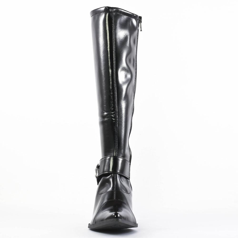 tamaris 25555 black botte cavali res noir automne hiver chez trois par 3. Black Bedroom Furniture Sets. Home Design Ideas