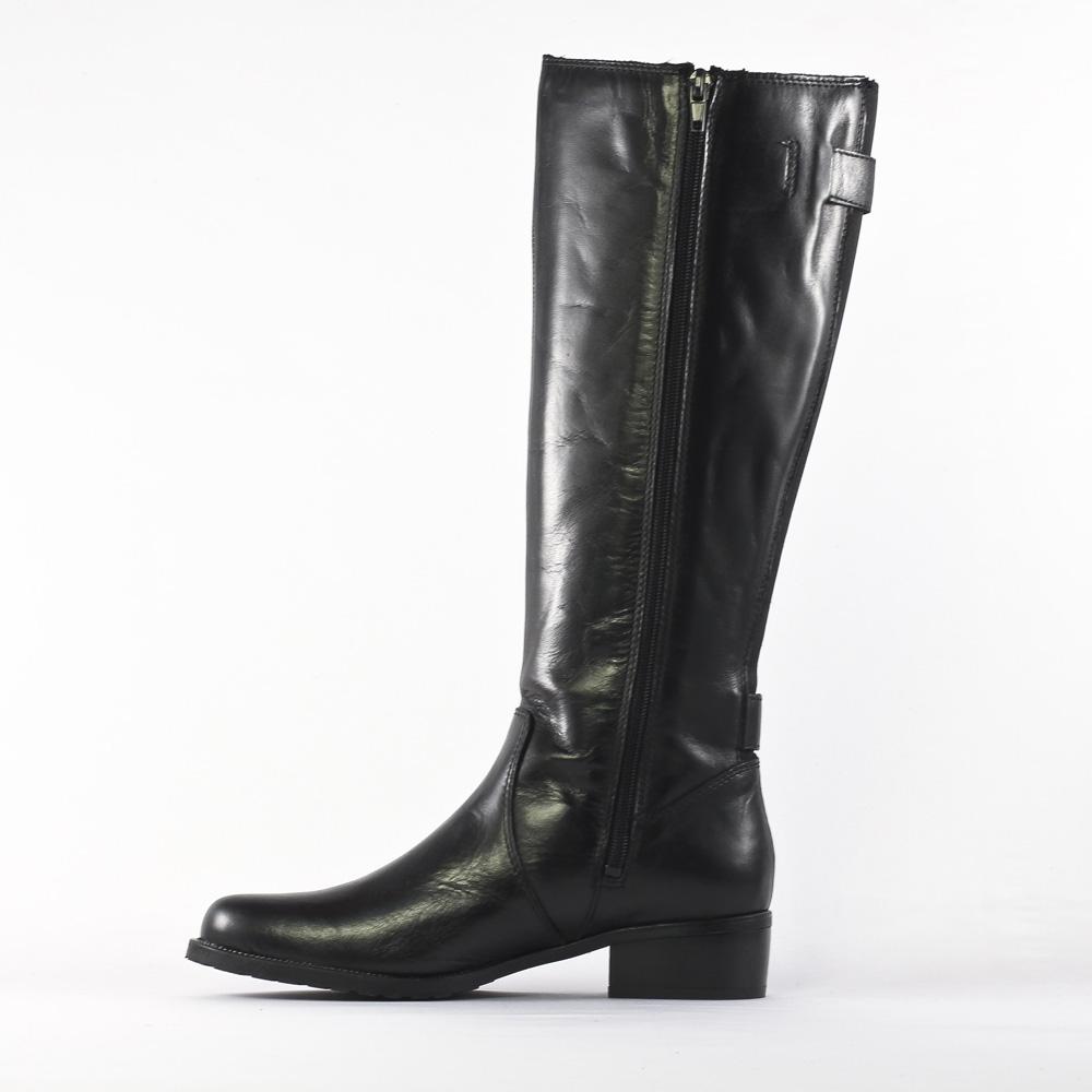 tamaris 25619 black botte cavali res noir automne hiver chez trois par 3. Black Bedroom Furniture Sets. Home Design Ideas