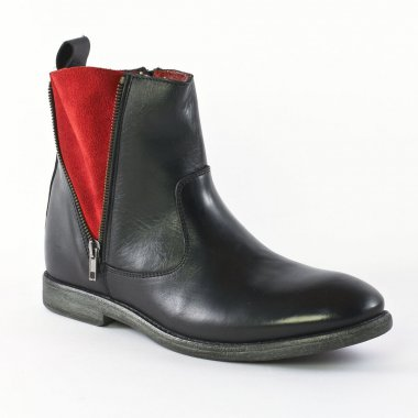 Chaussures Montantes Ambitious 3629 Red griffée Ambitious, vue principale de la chaussure homme