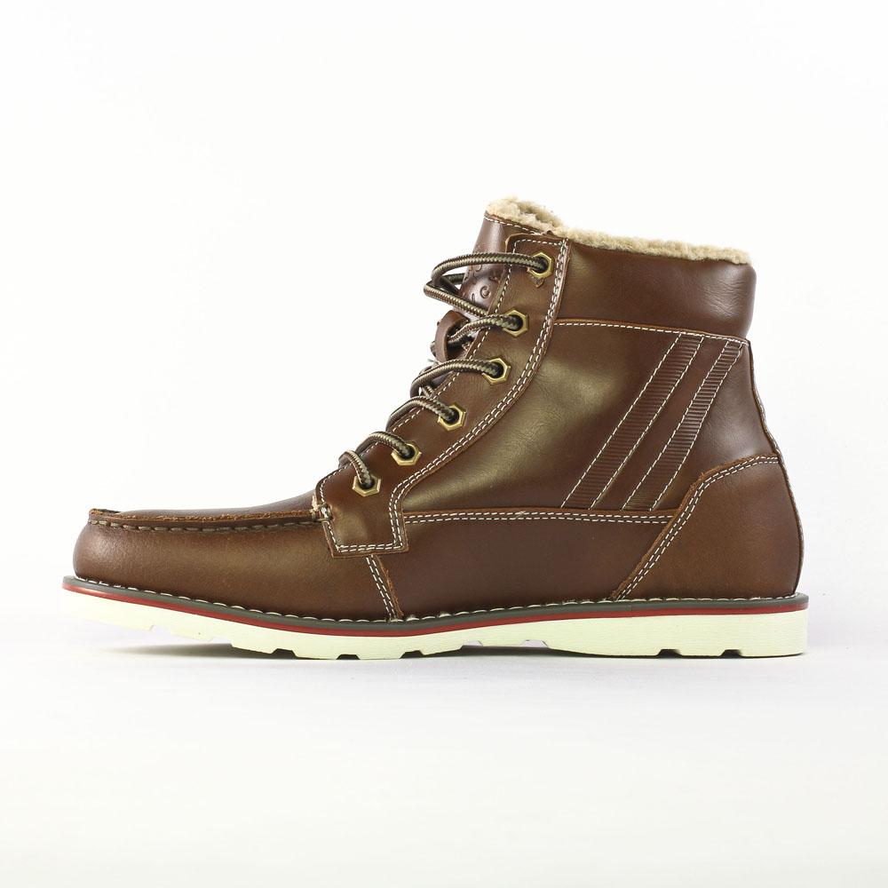 patrick 225868 brown chaussure montantes marron automne. Black Bedroom Furniture Sets. Home Design Ideas