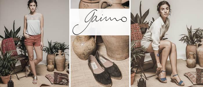 chaussures et espadrilles femme Gaimo