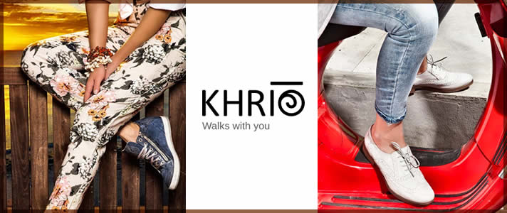 chaussures femme KHrio