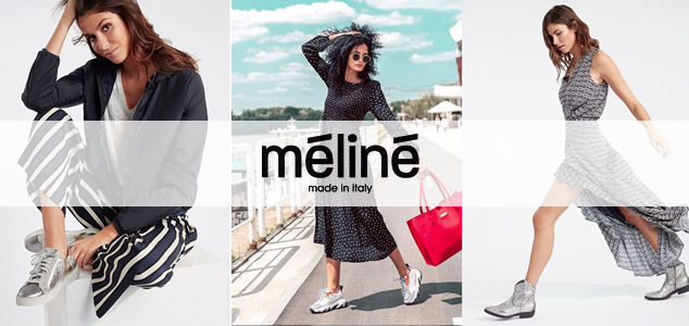méliné chaussures made in italy